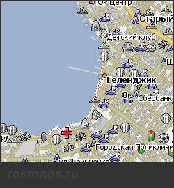 Карта Геленджика для Навител - Скачать карту: http://rosmaps.ru/russia/krasnodarskii-krai/gelendzhik/karta-gelendzhika-dlya-navitel.html