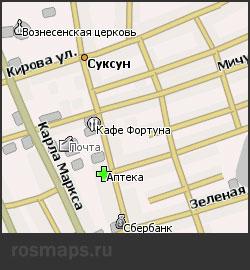 Карта Суксун для Навител - Скачать карту: http://rosmaps.ru/russia/permskii-krai/suksun/karta-suksun-dlya-navitel.html